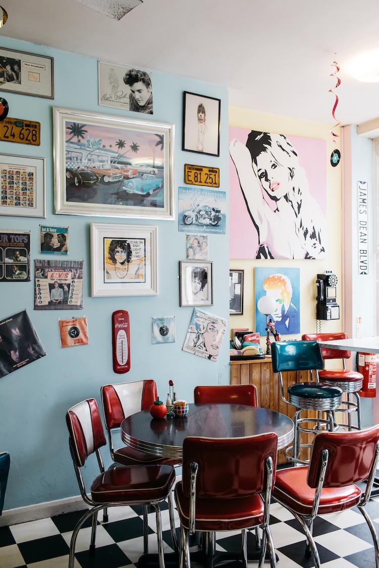 1950s cafe brighton
