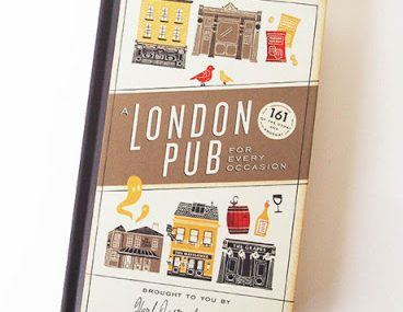 London pub guide herb lester