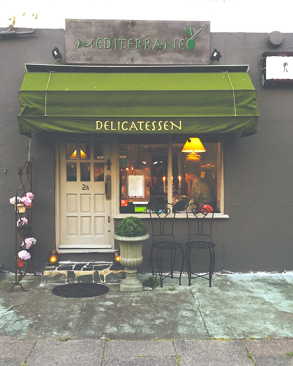 mediterraneo deli brighton local gem restaurant