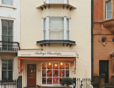 audrey's chocolates secret chocolate factory