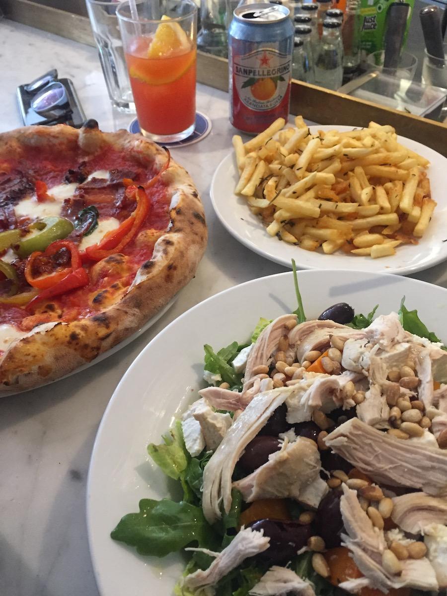 fatto a mano brighton pizza