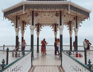 brighton bandstand dancing