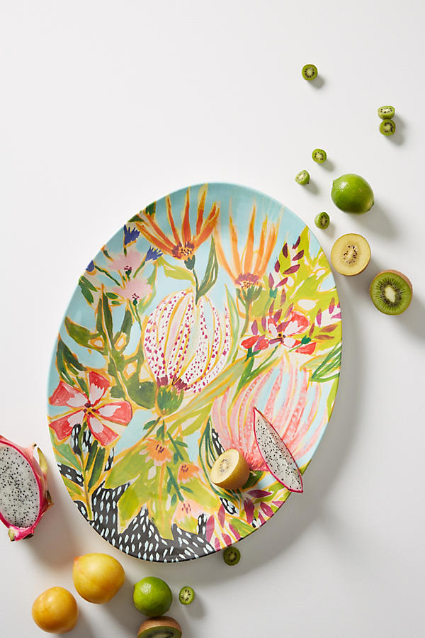 Cool Summer Party Plates | Ellie & Co