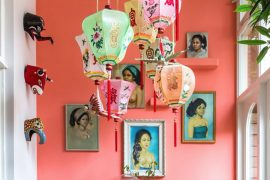 chinese lanterns home decor