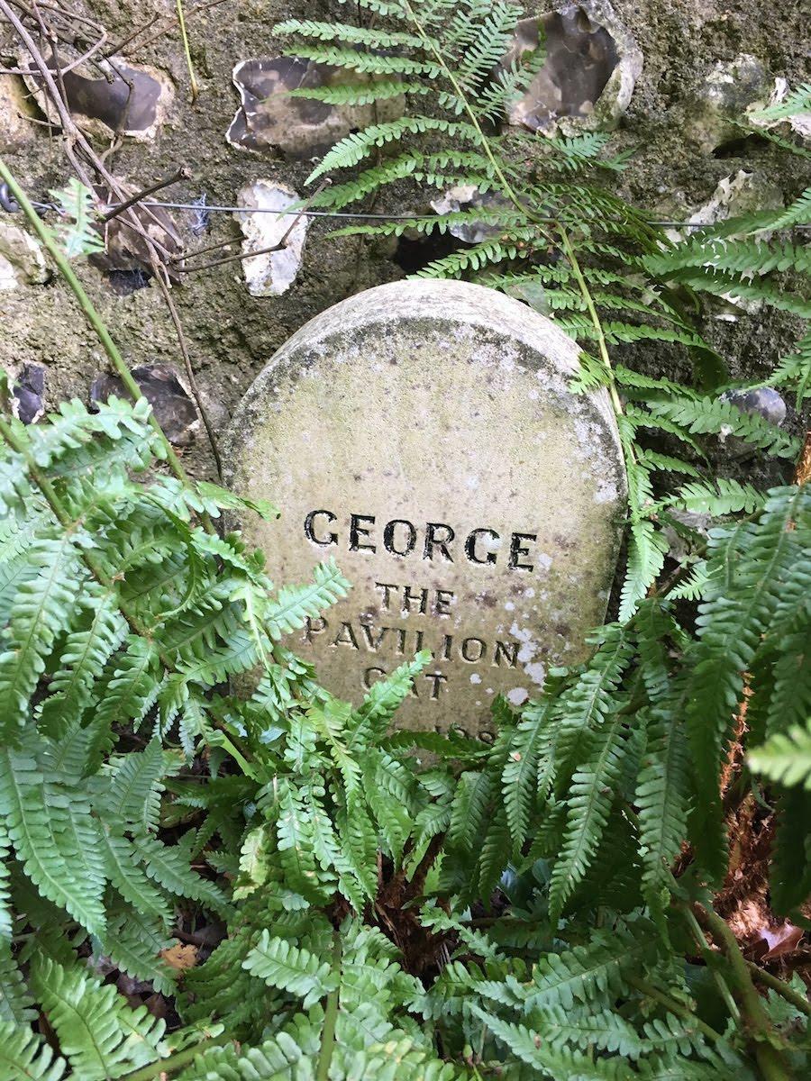 preston manor pet cemetery brighton