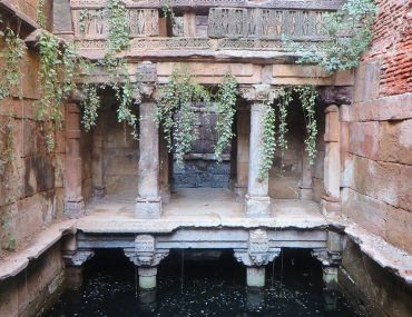 vanishing stepwells of india book