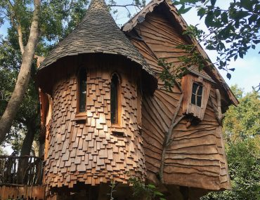 blackberry wood treehouse