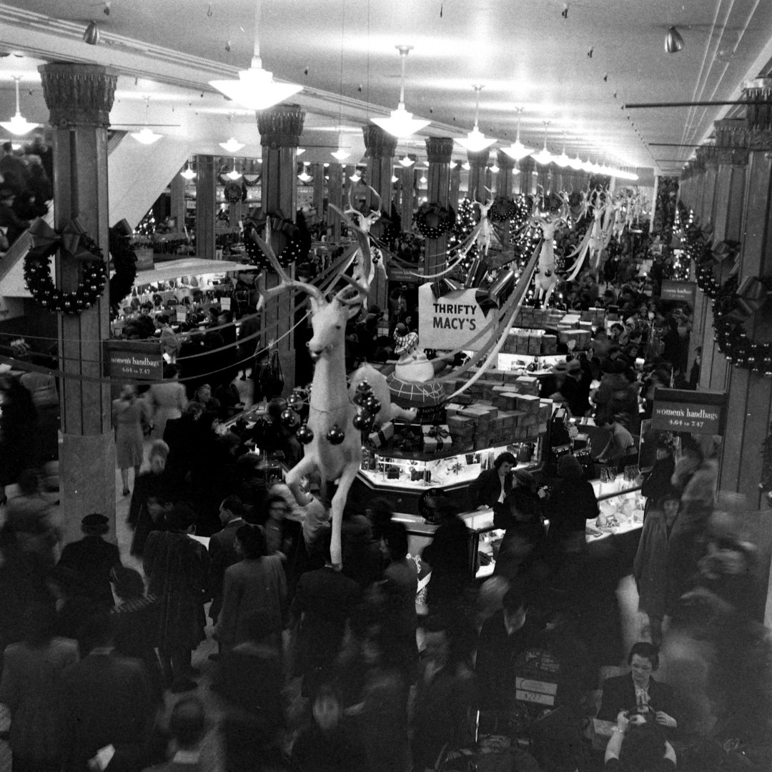 black friday macy's new york