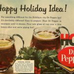 dr pepper served hot 1960