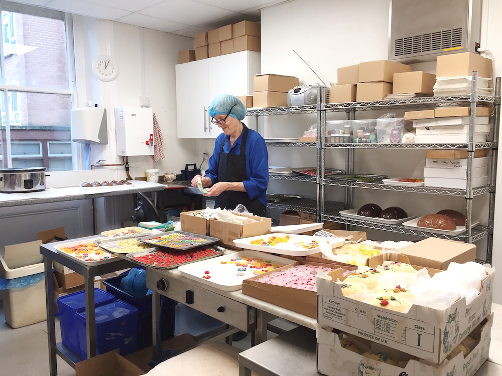 behind the scenes at audrey's chocolates brighton hove