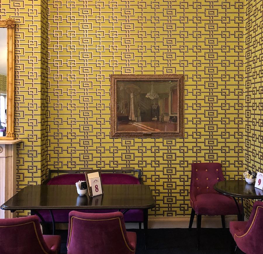 royal pavilion tea rooms