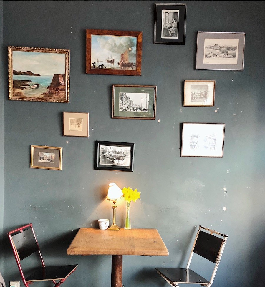 coffee salvage cafe hove