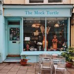 mock turtle tea room brighton