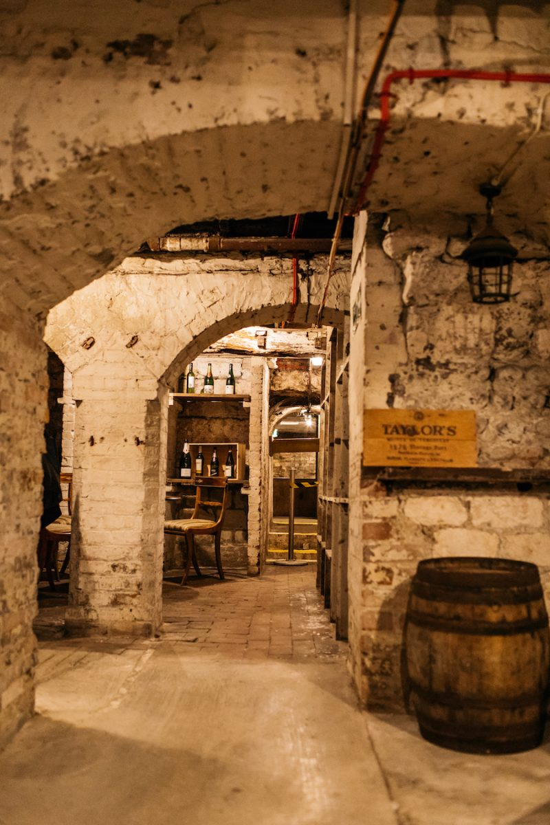 old ship hotel cellar bar