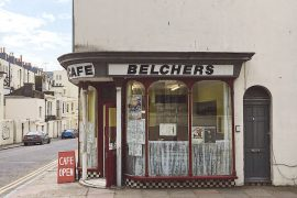 belchers cafe brighton