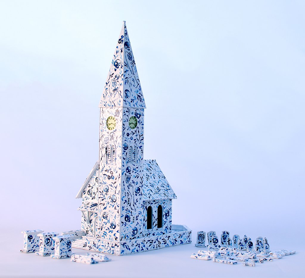 paxton glew urban miniatures brighton