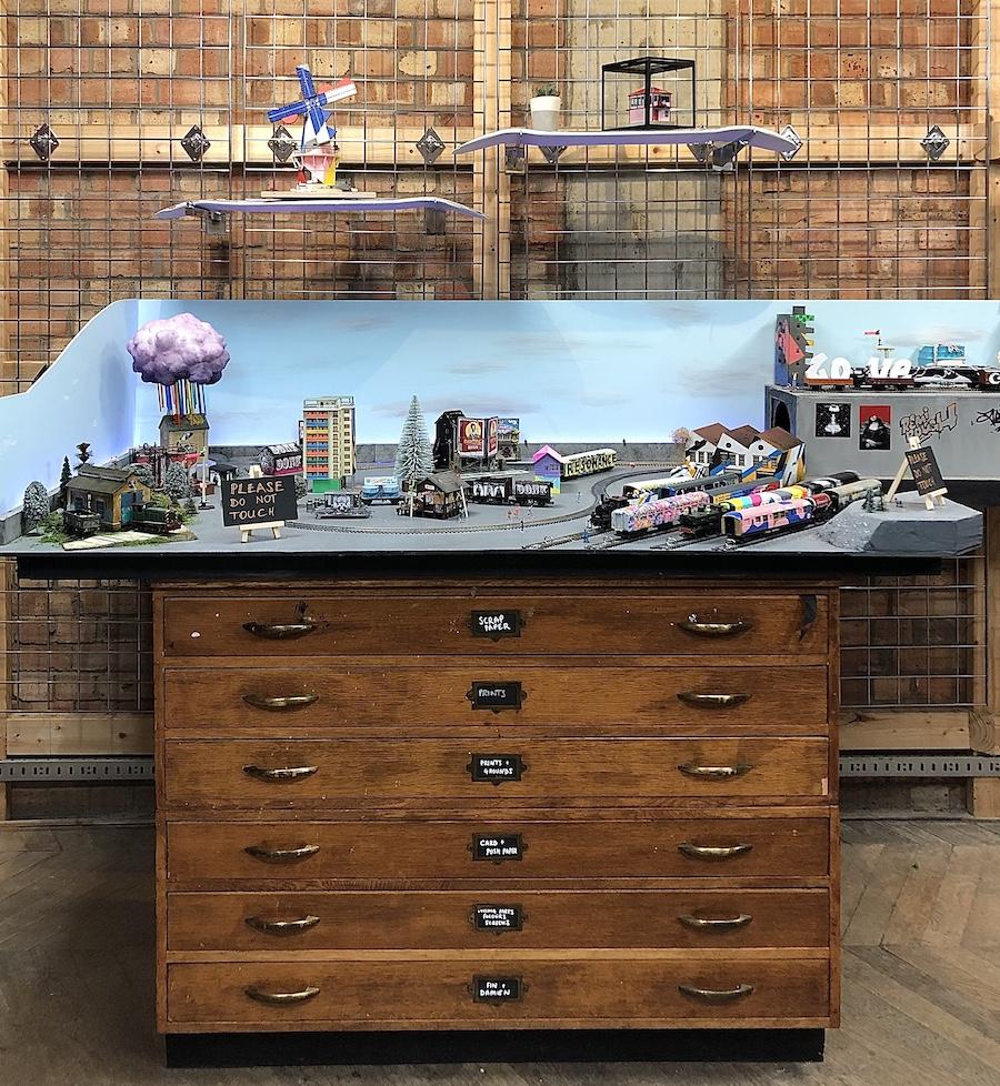 urban miniatures brighton paxton glew