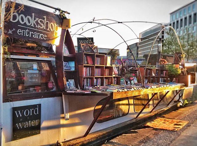 word on the water bookshop london