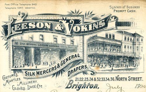 brighton's forgotten department store