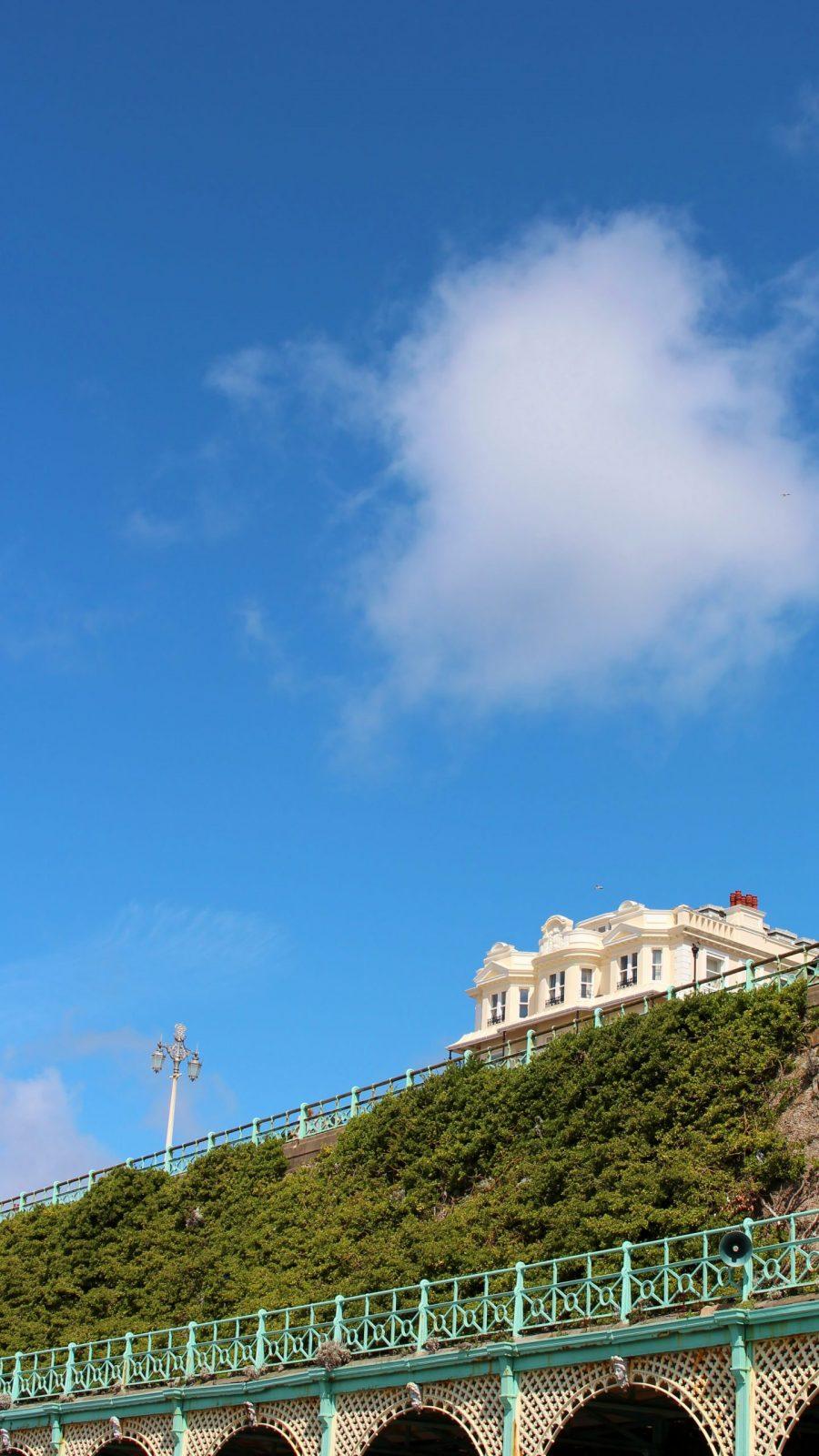 Madeira Drive Green Wall