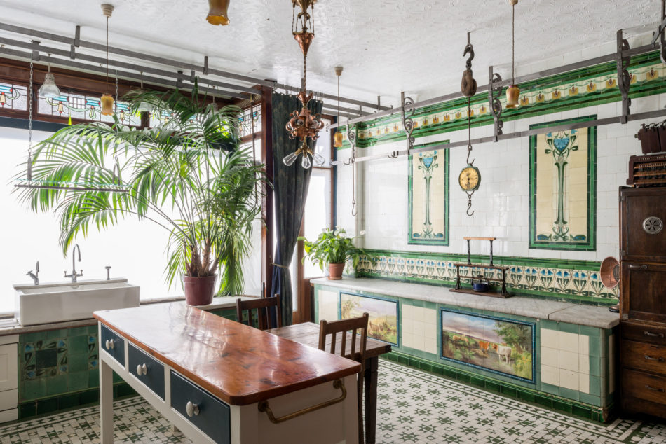 victorian butcher's shop apartment london