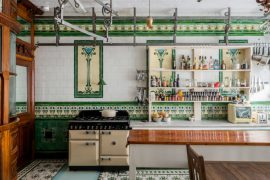 victorian butcher's shop apartment london