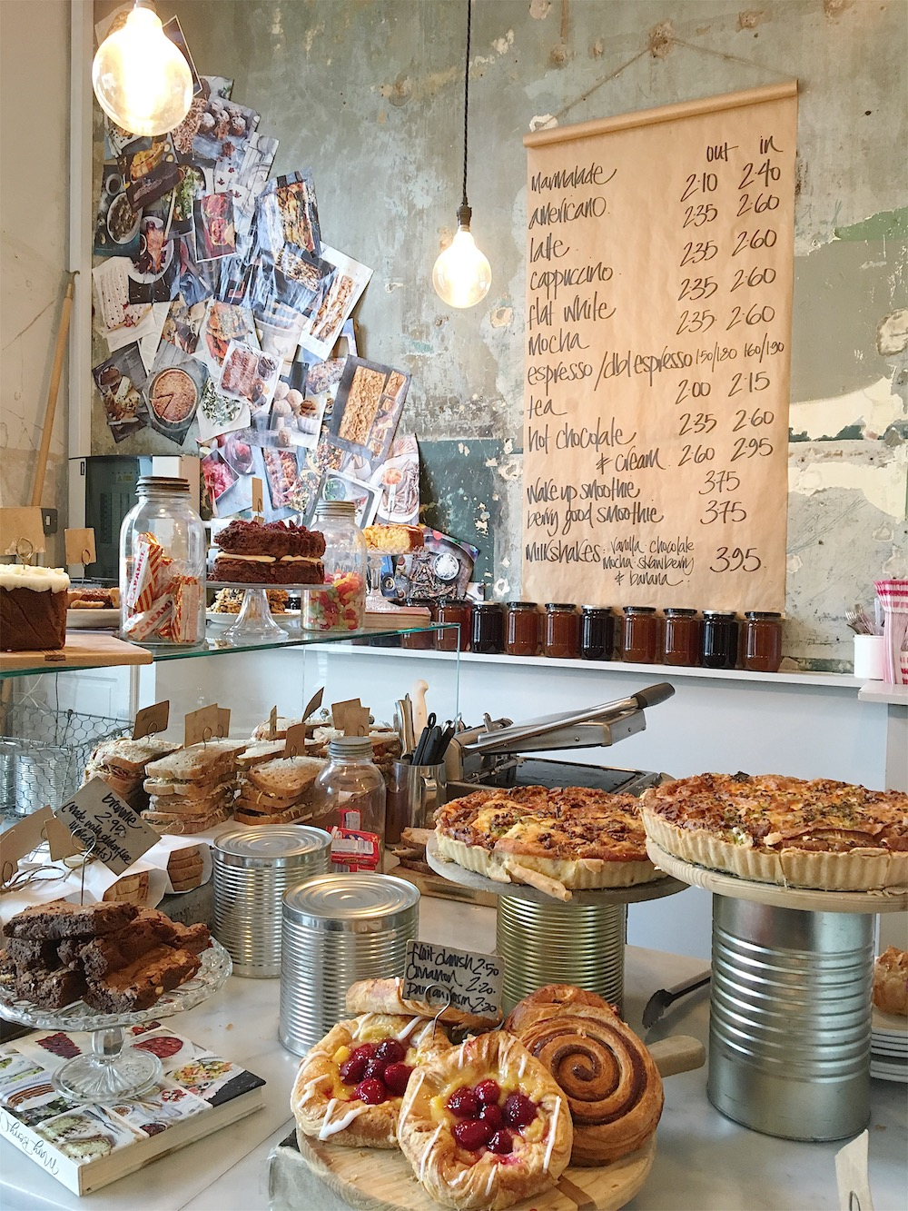 cafe marmalade kemp town breakfast