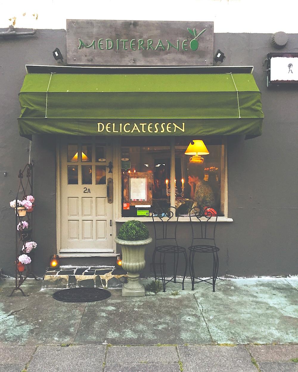 mediterraneo deli brighton local gem restaurant