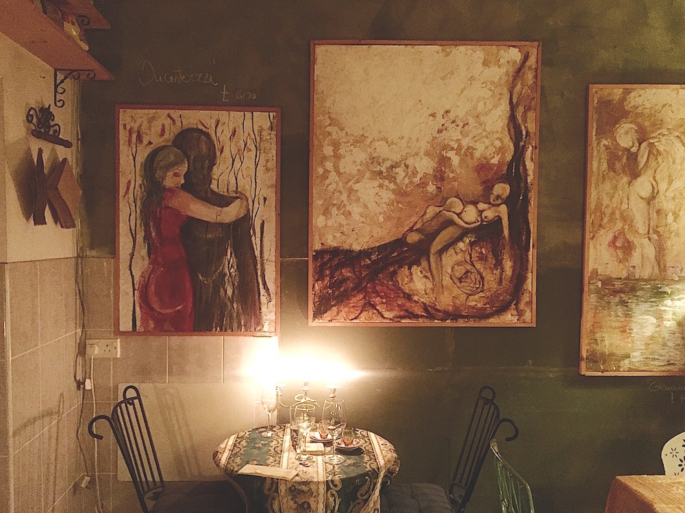 mediterraneo hidden restaurant