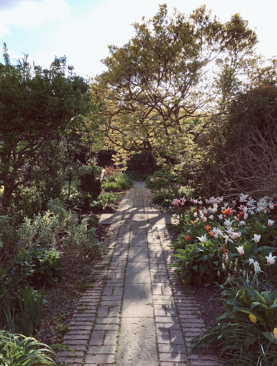 preston manor walled garden