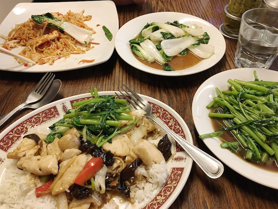 thai food brighton