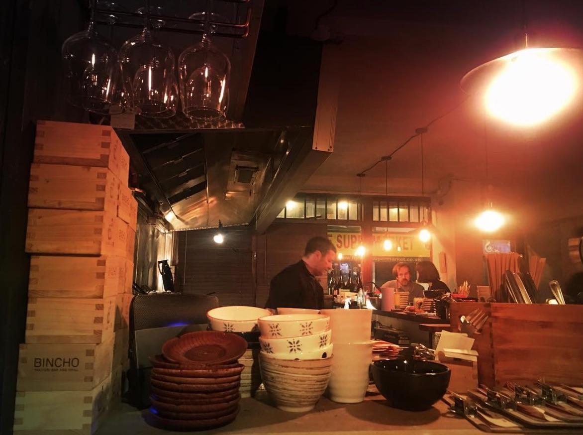 bincho yakitori brighton