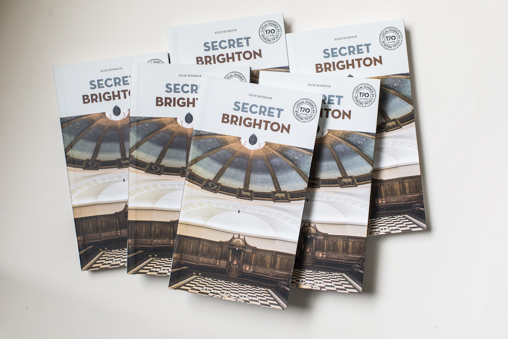 secret brighton ellie seymour