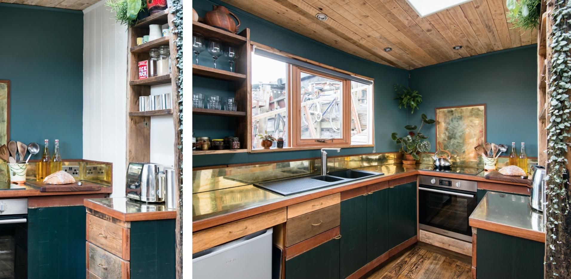houseboat airbnb brighton