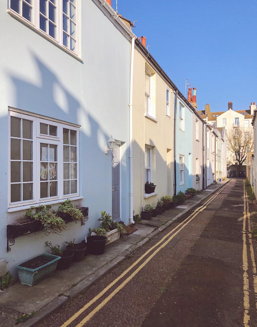 millfield cottages kemptown brighton