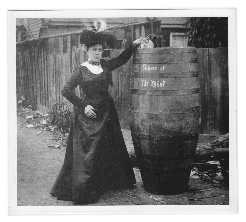 annie edson taylor barrel