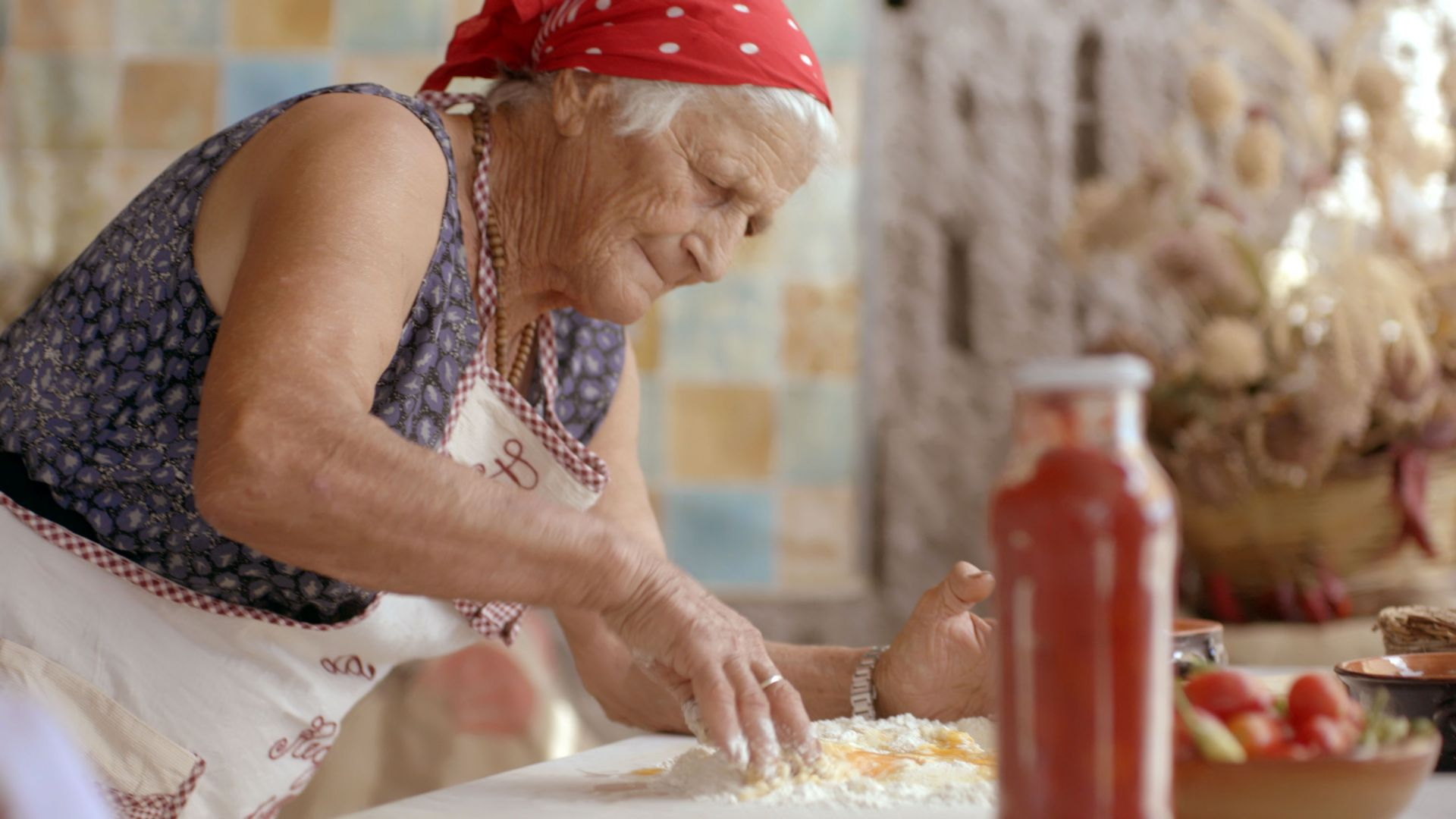 pasta grannies you tube channel