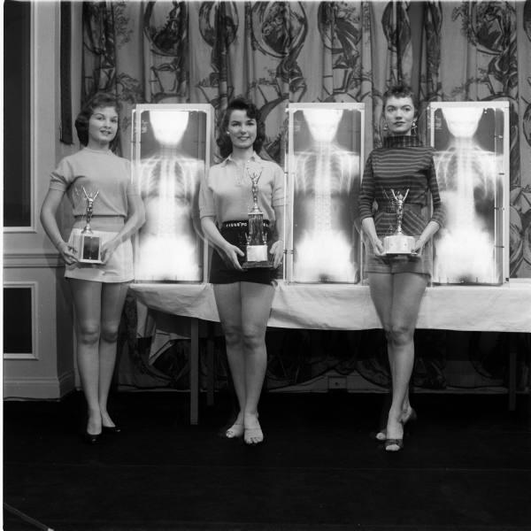 chiropractors beauty contest wallace kirkland