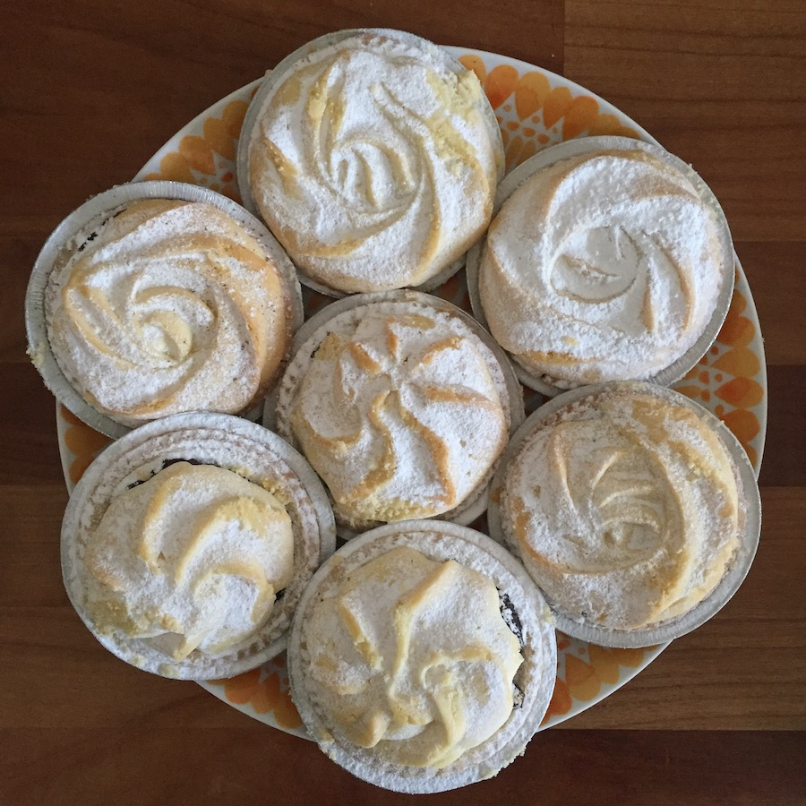 real patisserie bakery brighton mince pies