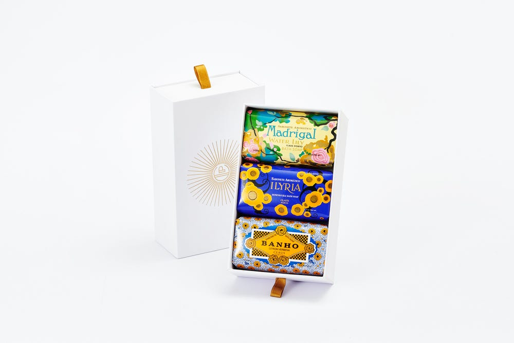 claus porto gift boxes