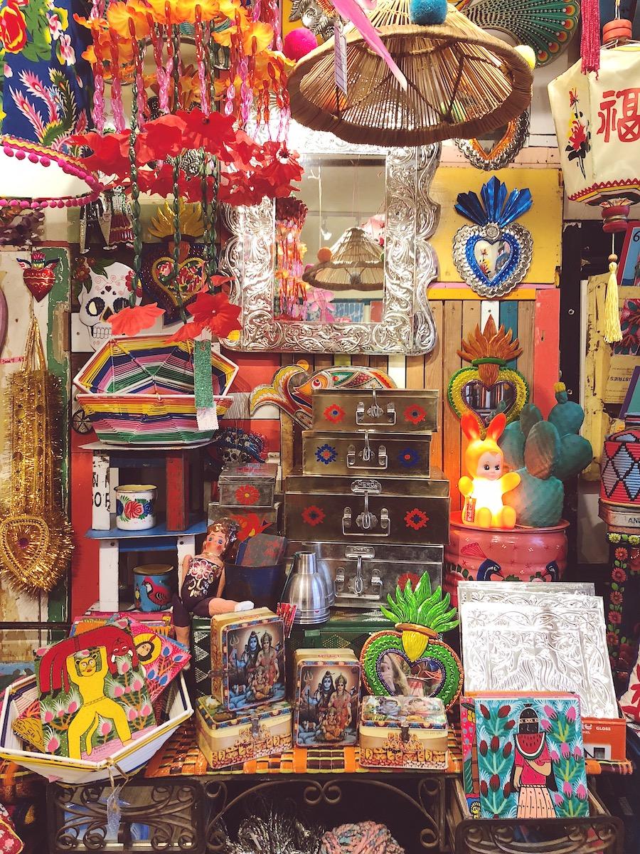 blackout shop kitsch gift shop brighton north laine